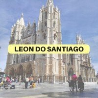 Leon do Santiago – 15 dni – 322 km