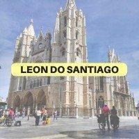 Leon do Santiago – 15 dni – 322 km