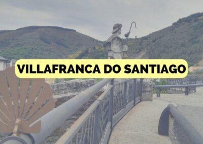 Villafranca do Santiago – 9 dni – 183 km