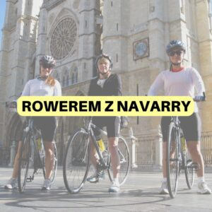Rowerem z Roncesvalles