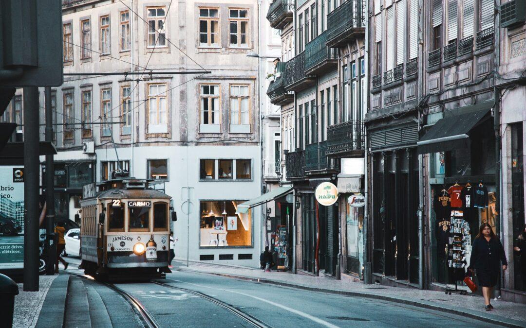 Szlak Portugalski czyli Porto do Santiago!