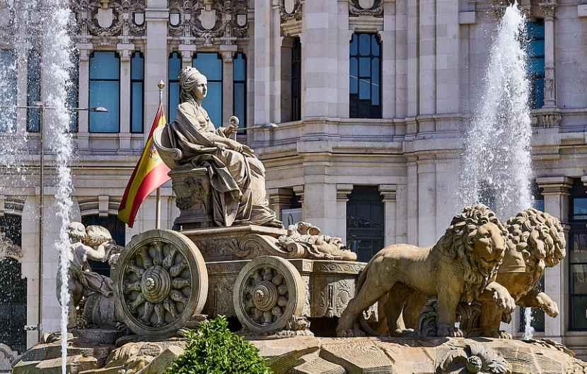 Dodaj czterodniowy pobyt w Madrycie!