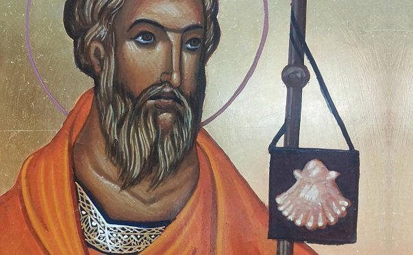 Jakuba Starszy, syn Zebedeusza
