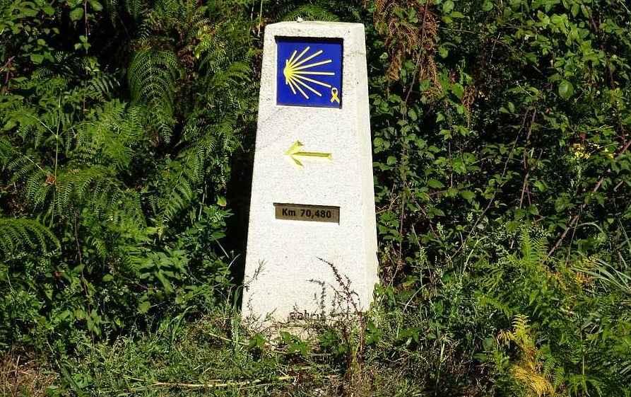 Szlak Portugalski – Tui do Redondela