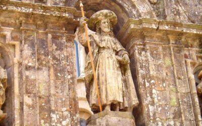 Euro upamiętniające Święte Drzwi w Santiago de Compostela