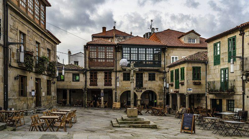 Z Redondela do Pontevedra – Szlak Portugalski