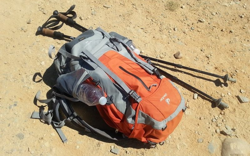 Plecak podręczny na Camino: Zasada 10%