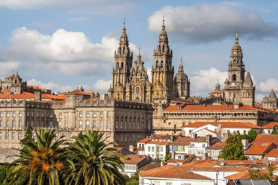 Poznaj katedrę w Santiago de Compostela!