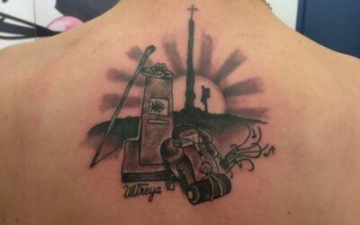 Najbardziej oryginalne tatuaże pielgrzymów Camino de Santiago