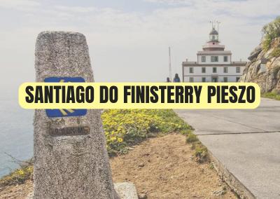 Santiago do Finisterre – 5 dni – 115 km