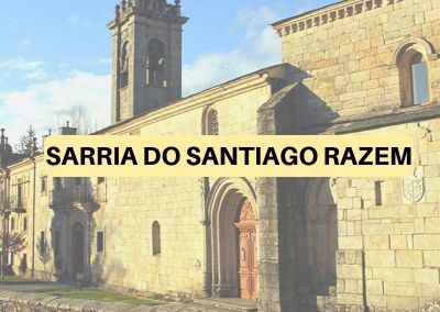 Grupowe – Sarria do Santiago 115 km