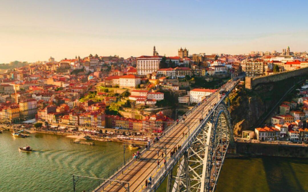 ROWEREM – Porto do Santiago – 248 km – 8 dni