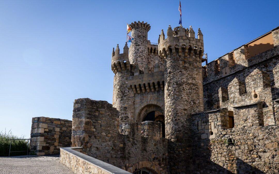 Odwiedź zamek templariuszy w Ponferrada!
