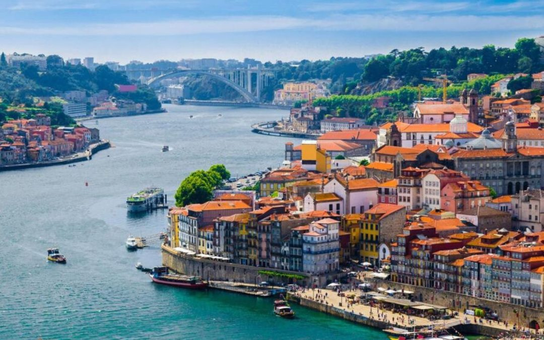 PIESZO – Porto do Santiago – 248 km – 13 dni