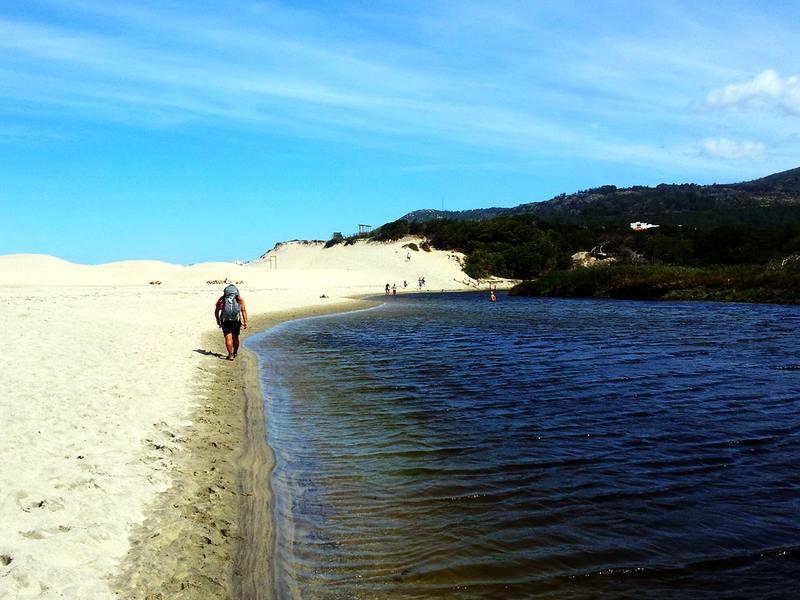 PIESZO – Camino de la Costa z Porto – 278 km – 13 dni